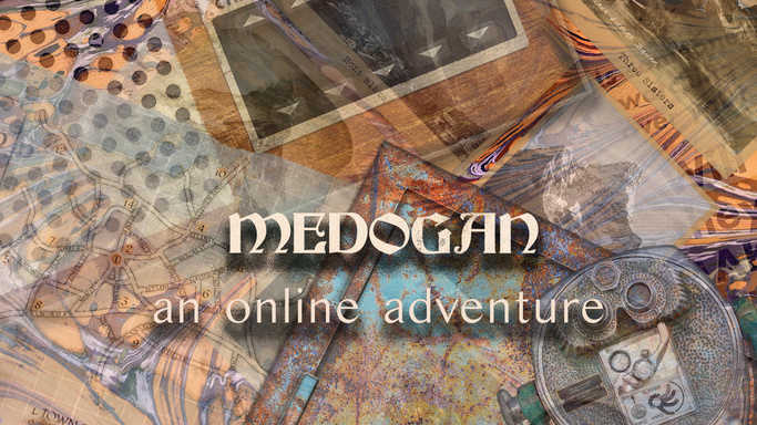 Modern Fables Escape Rooms - Medogan online game