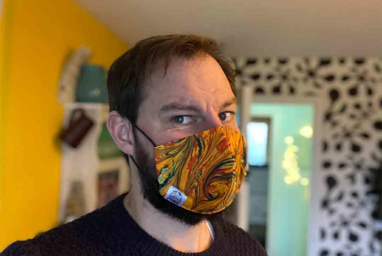 Modern Fables Escape Rooms Face Masks